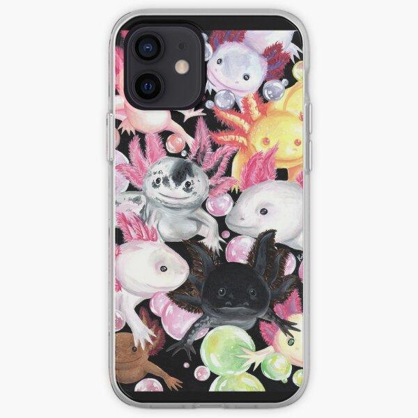 The Axolotls iPhone Soft Case