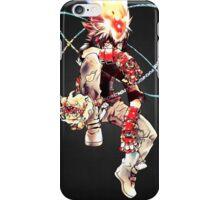 Tsuna iPhone case(black)  iPhone Case/Skin
