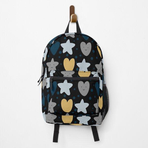 Rainbow Scandinavian Pattern Backpack