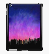 Vinilo o funda para iPad New York City Skyline Sunset