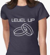 Level Up Wedding Rings T-Shirt
