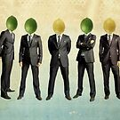 the lemon and lime heads by Vin  Zzep