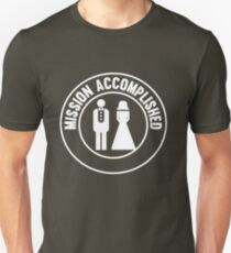 Marriage. Mission Accomplished T-Shirt