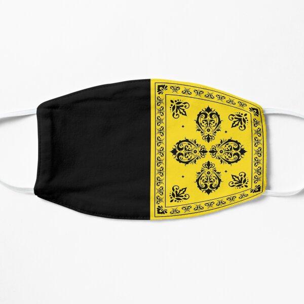 Low-Profile Watersports Flagging Mask Flat Mask