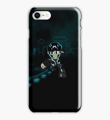 Mario Tron 2 iPhone Case/Skin