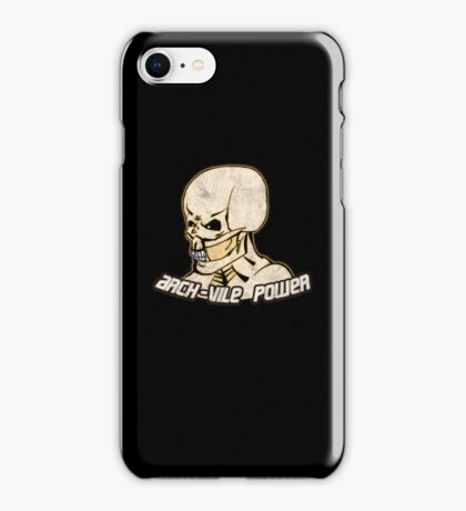Arch-Vile Power iPhone Case/Skin
