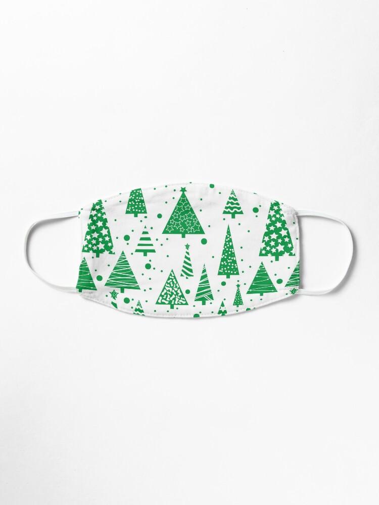 Alternate view of O Christmas Tree  Mask