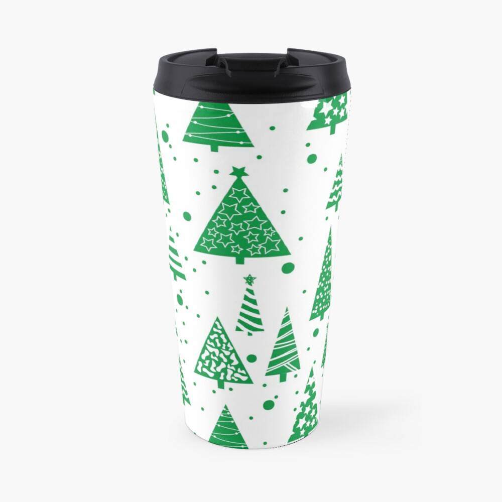 O Christmas Tree  Travel Mug