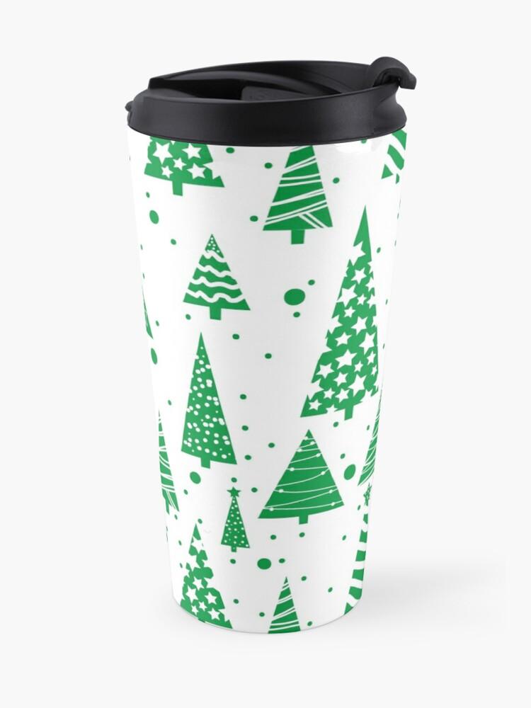 Alternate view of O Christmas Tree  Travel Mug