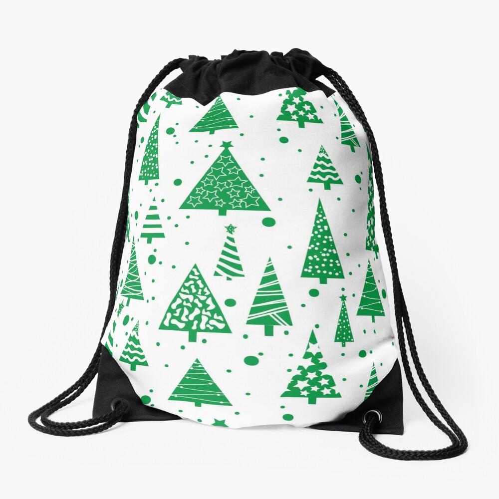 O Christmas Tree  Drawstring Bag