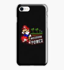 Mushroom Power iPhone Case/Skin
