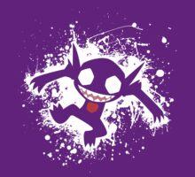 Sableye Splatter | Unisex T-Shirt