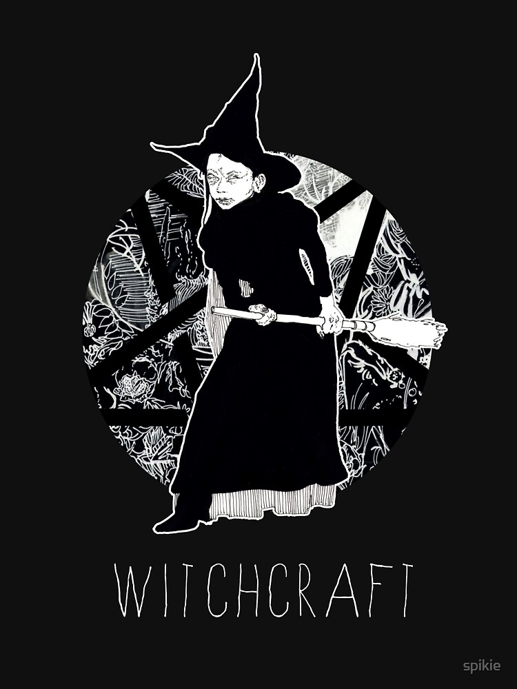 Witchcraft Black and White by spikie