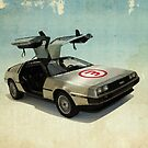 Number 3 - DeLorean by Vin  Zzep