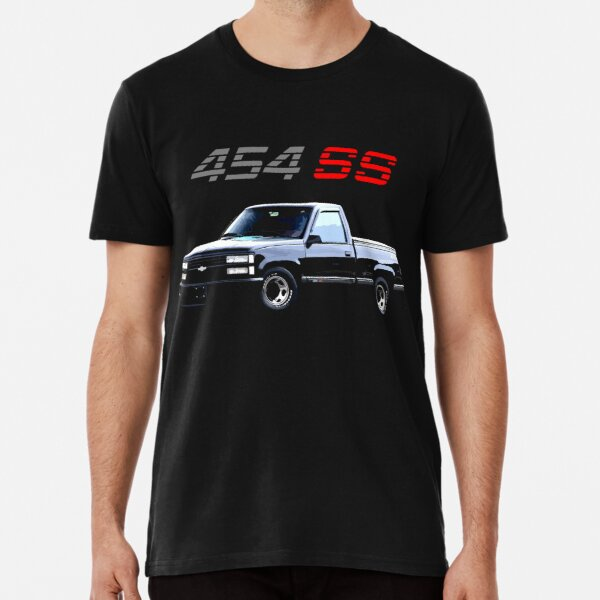 1990 Chevy Pickup 454 SS Premium T-Shirt