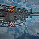Just reflecting by bazcelt