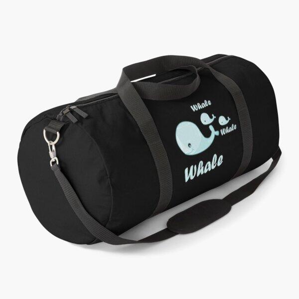 Whale, Whale, Whale! Duffle Bag