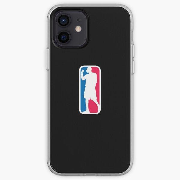 Logotipo de baloncesto de Kobe Bryant Funda blanda para iPhone