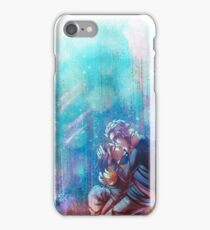 What Life Looks Like From Up Above and Down Below iPhone Case/Skin