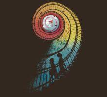 Journey of a thousand miles | Unisex T-Shirt