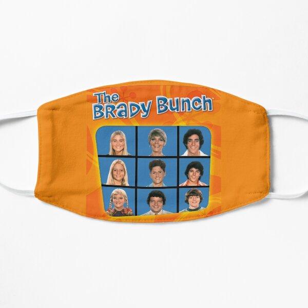 The Brady Bunch Flat Mask