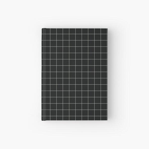 Aesthetic Grid - Black Hardcover Journal