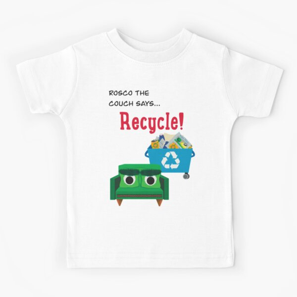 Rosco the Couch Kids T-Shirt