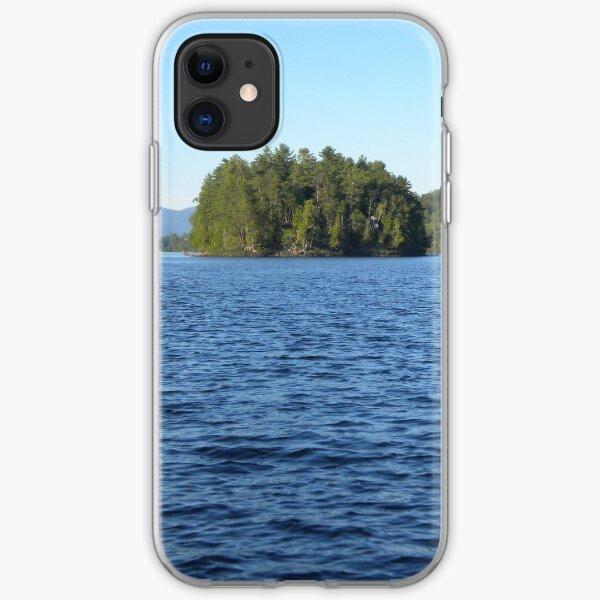 Round Island iPhone Soft Case
