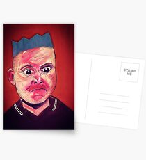 WANNA SCHLAP? - from the XMAS 'stenders range'   Postcards