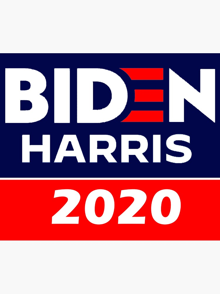 Biden Harris 2020 by kdpauthor1