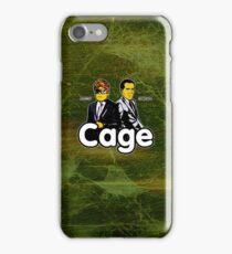 Cage (Version 2) iPhone Case/Skin