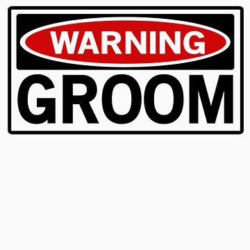 Warning Groom by bridal