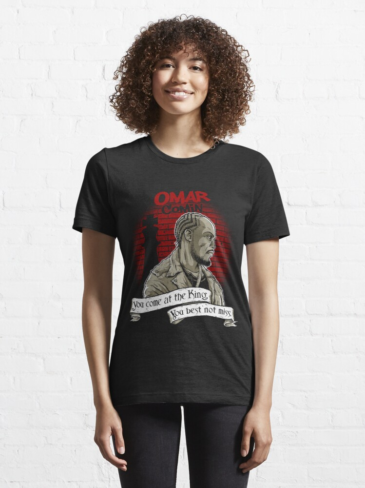 Alternate view of Come At The King Essential T-Shirt