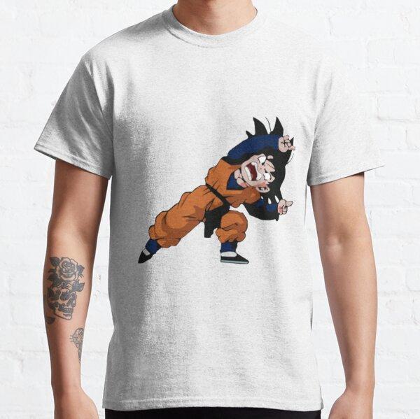 Fusion dragon ball (son goten) couple 1/2 T-shirt classique