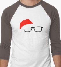 XMas Geek Men's Baseball ¾ T-Shirt