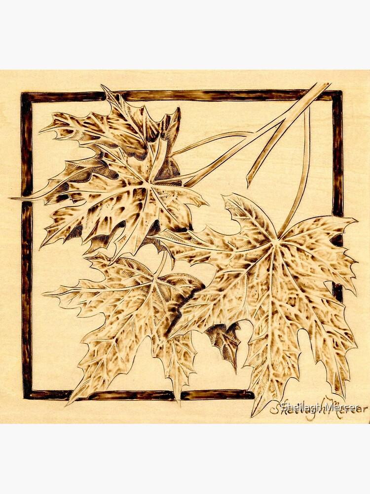 Nature imagines itself  by SpiritArt777
