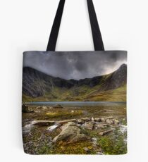 Cwm Idwal Tote Bag