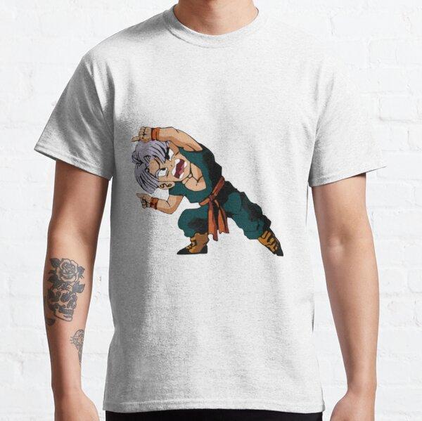 Fusion dragon ball (trunks) couple 2/2 T-shirt classique