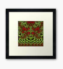 Christmasy Theme Framed Print