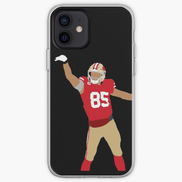 George Kittle iPhone Soft Case