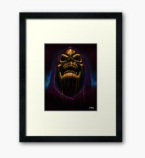 skelletor  Framed Print