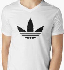 Addicted Men's V-Neck T-Shirt
