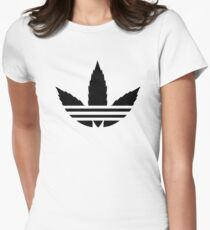 Addicted Women's Fitted T-Shirt