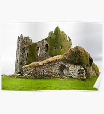 Ballycarbery Castle Poster