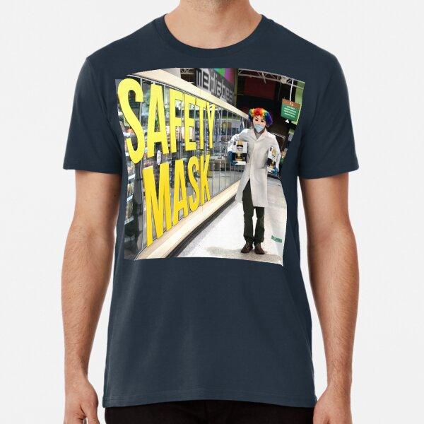 Safety Mask Premium T-Shirt