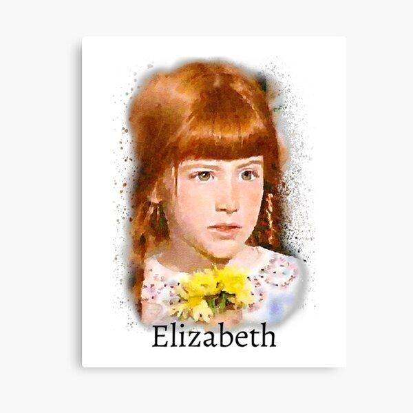 Elizabeth Walton  Canvas Print