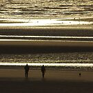 Early Morning in Winter - Camber Sands in December by seymourpics