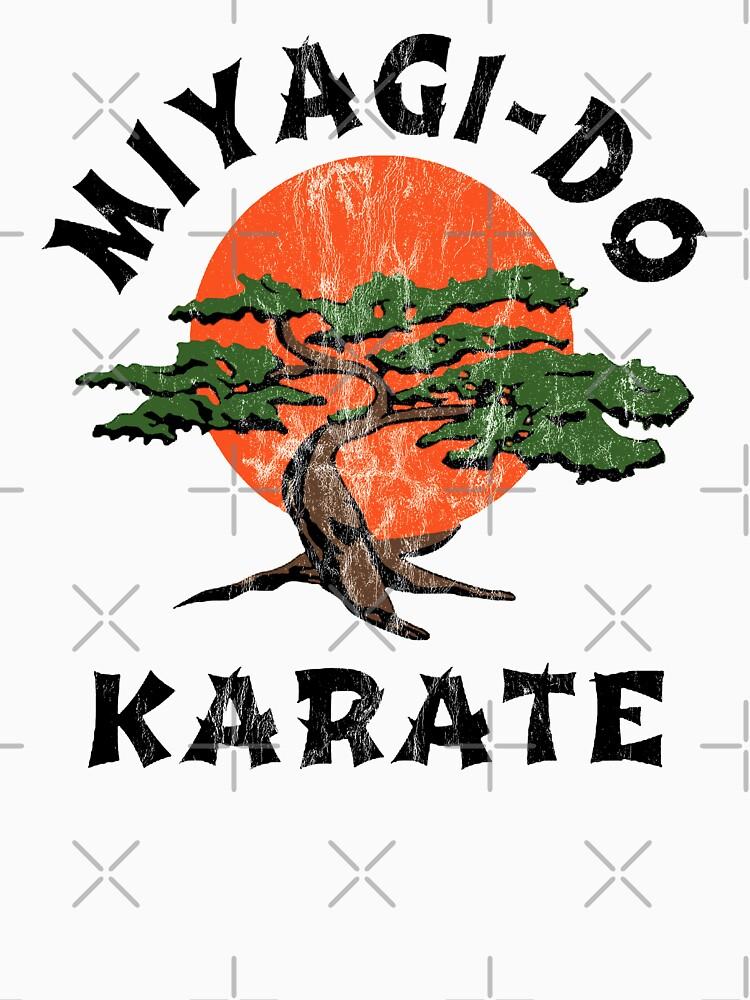 Miyagi Do Karate (distressed) by n0l4n