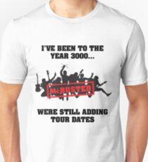 McBusted Tour 2014-3014 Unisex T-Shirt