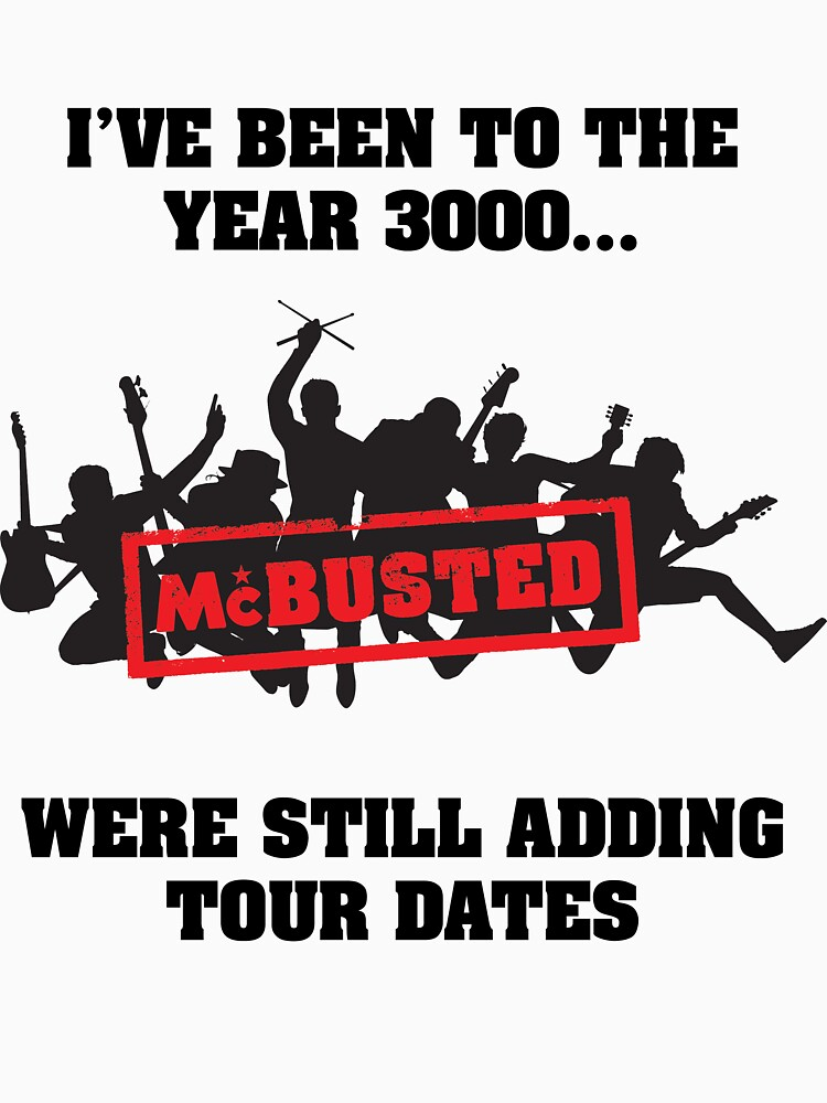 McBusted Tour 2014-3014 by SparklyFiend